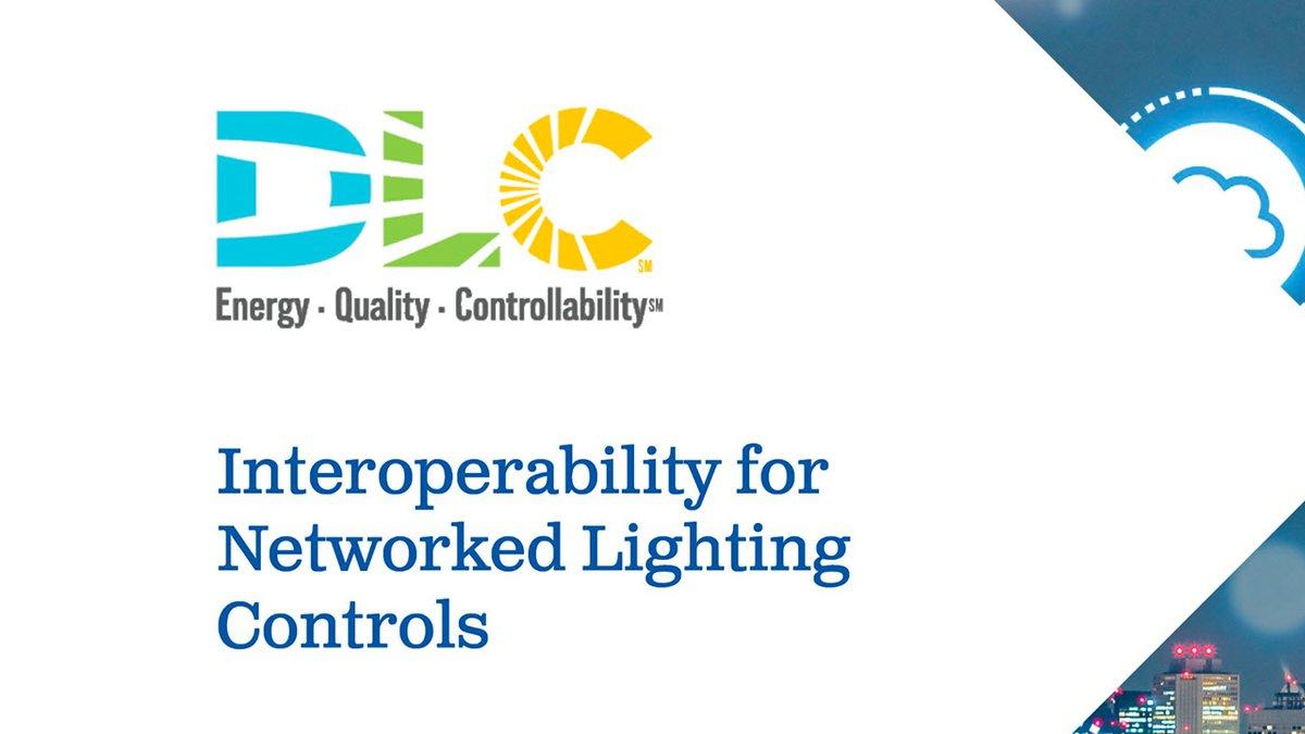 """➡️ Nueva guía del consorcio #DLC sobre la """"Interoperabilidad de los Controles de Iluminación en Red"""" 👉👉 https://t.co/8wVVICWbgL https://t.co/ayVRxb53Kq"""