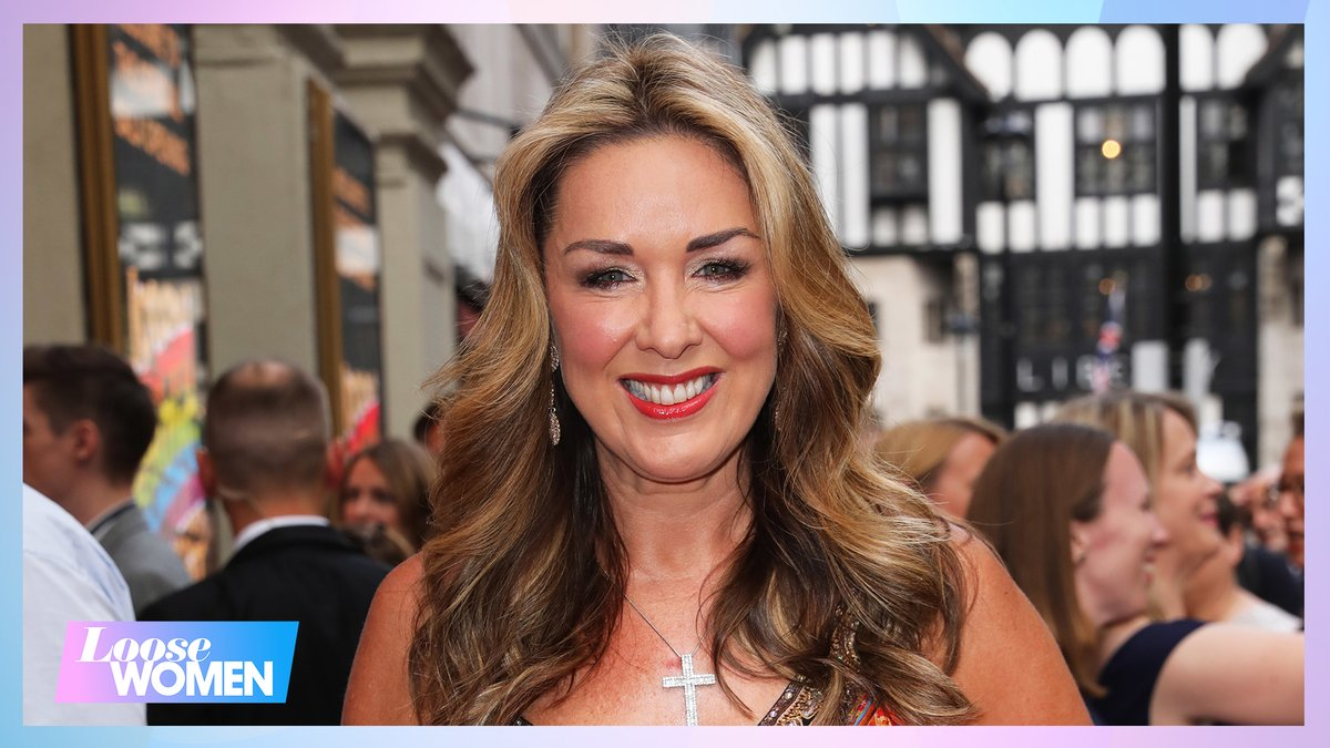 Happy Tuesday 👋 Join the #LooseWomen for your daily dose of lunchtime chat. Were catching up with Claire Sweeney, who talks about her coronavirus scare and life in isolation with her son. Thats on @ITV, @WeAreSTV and the ITV Hub from 12.30pm. Watch 👉 bit.ly/3aSkseA