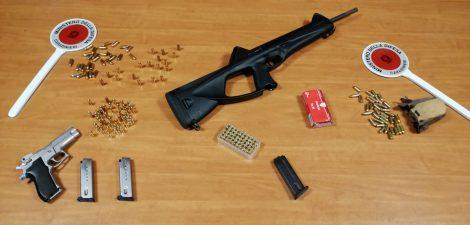 In auto con pistola, fucile e munizioni, due palermitani arrestati a Palermo - https://t.co/vA55U4VLio #blogsicilianotizie