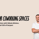 """Image for the Tweet beginning: Learn about:  """"SEO for #Coworking Spaces""""  Interview"""