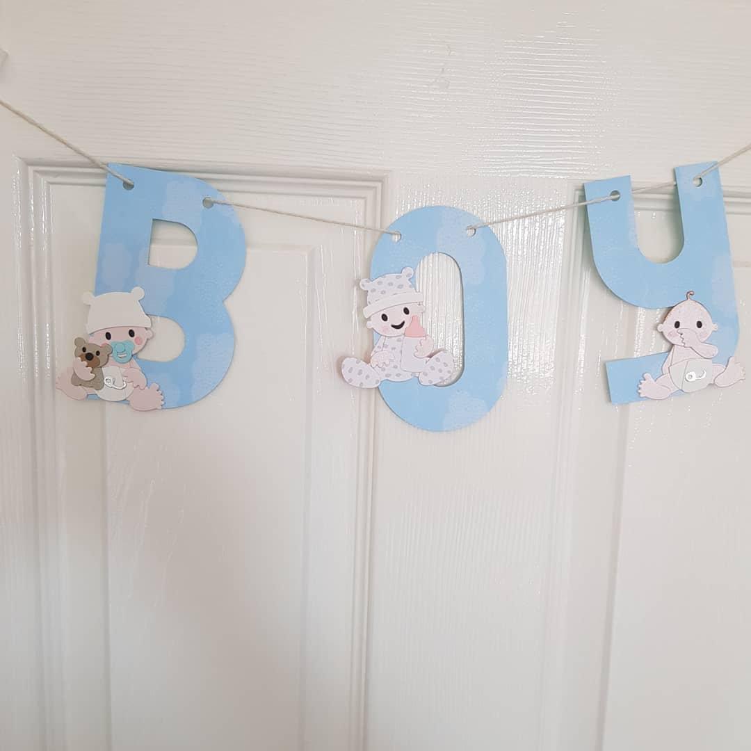 Excited to share the latest addition to my #etsy shop: Baby Boy Handmade Bunting Keepsake Card  #blue #babybunting #boybunting #babyboycard #birthcongrats #newbabyboy #babyshower #newparents #boykeepsake