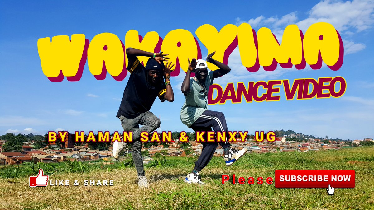 brand new jam from #Bigsize #Bebecool #wakayima 2020 dance video.......pic.twitter.com/9fT0evAm0y