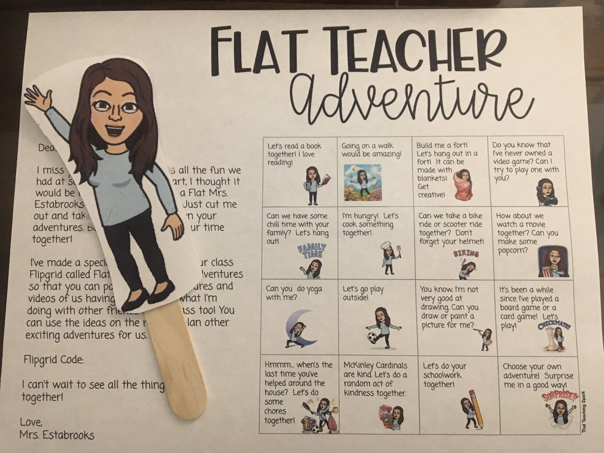 Hi third graders! Check your mailboxes this week and get ready for some adventures! Thanks for the idea <a target='_blank' href='http://twitter.com/mrsherrsclass'>@mrsherrsclass</a>! <a target='_blank' href='http://twitter.com/APSMcKCardinals'>@APSMcKCardinals</a> <a target='_blank' href='https://t.co/o36yjAb4lG'>https://t.co/o36yjAb4lG</a>