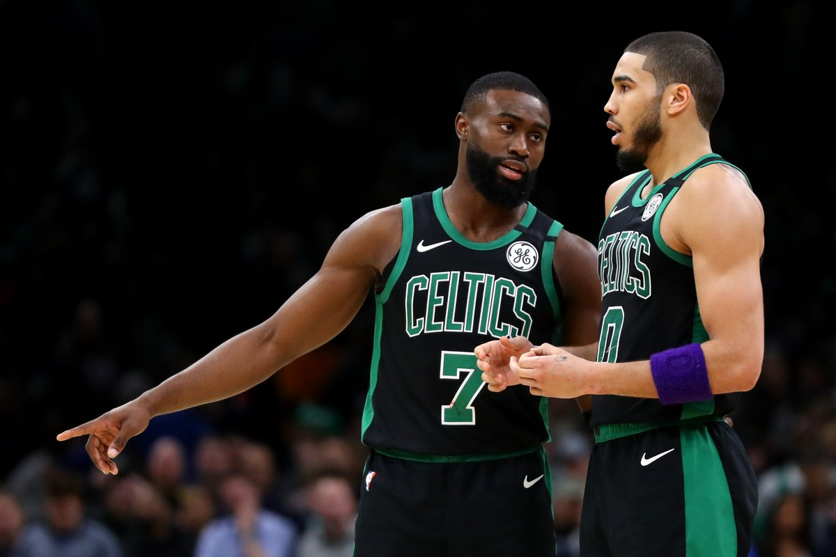 Our performance team is involved in the sense of giving as much of a full physical profile to the decision-makers as we can. @Sachk0 spoke with Phil Coles, #Celtics Executive Director of Performance, about the role AI and #data plays in the #NBA. 🔗: bit.ly/2ZCvbYL