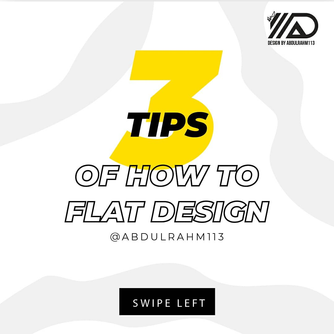 Here are My Tips of the Day on How to Flat Design Let me know on the Comment Section if you  have More Tips About Flat Design  #abdulrahm113 #flatdesign #graphicdesign #design #logo #vector #illustration #branding #illustrator #logodesigner #icon #logotype #designerpic.twitter.com/8zFUiNH12P