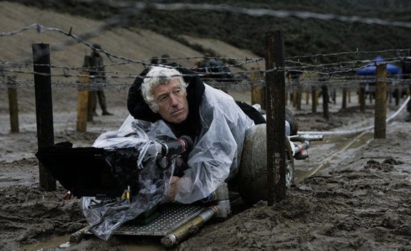 «When you move the camera, its got to mean something. Youve got to know why youre doing it; its got to be for a reason within the story, and to further the story» — Roger Deakins