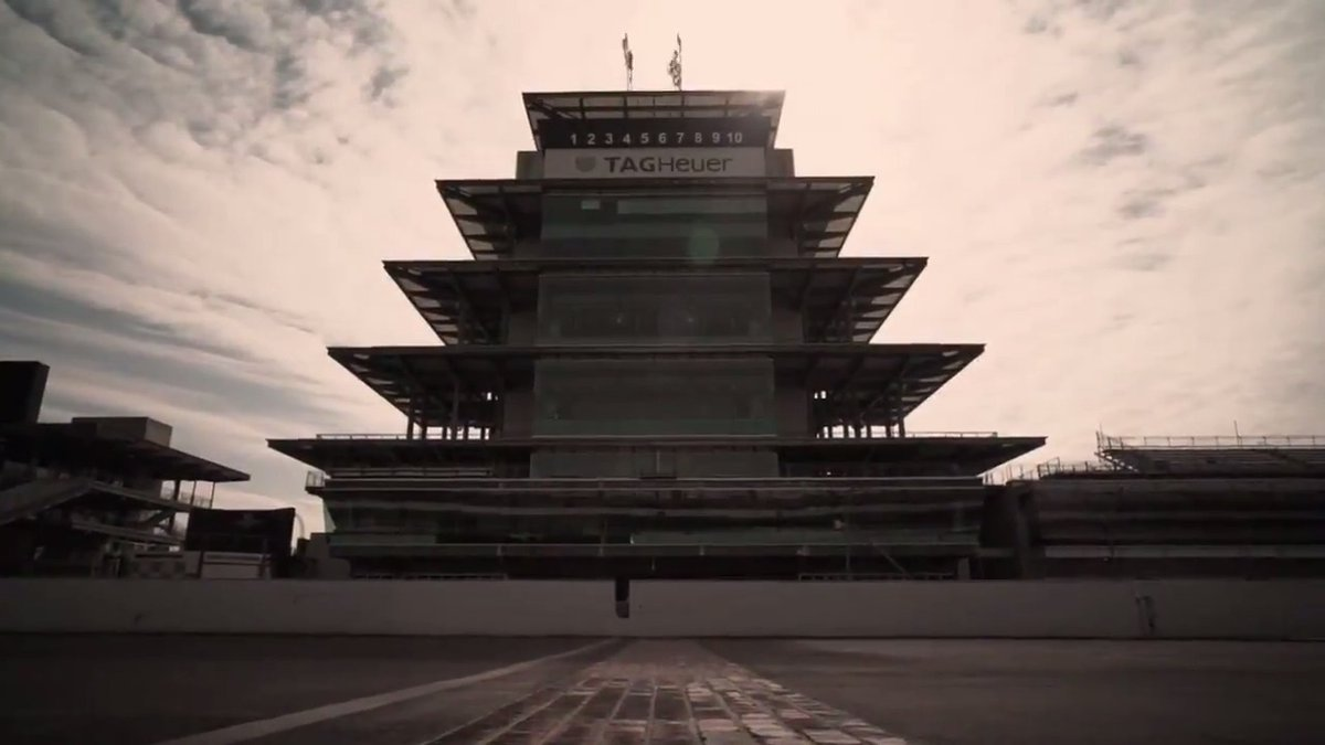 One Indy. One Goal. Be smart and be safe so we can get our community #BackOnTrack. More Info: IMS.com/BackOnTrack