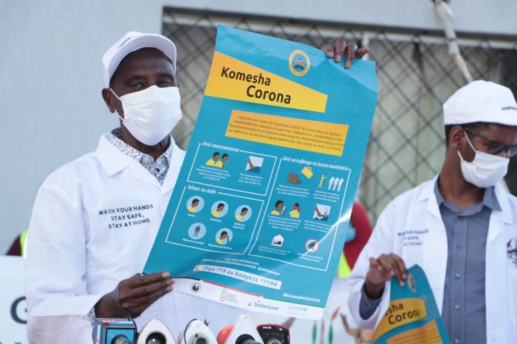 In the past two & a half months of combating this virus we have made good progress in the level of preparedness & management & our credit goes to our committed healthcare workers, individuals & corporate entities, who have worked tirelessly to contain the spread of this virus.