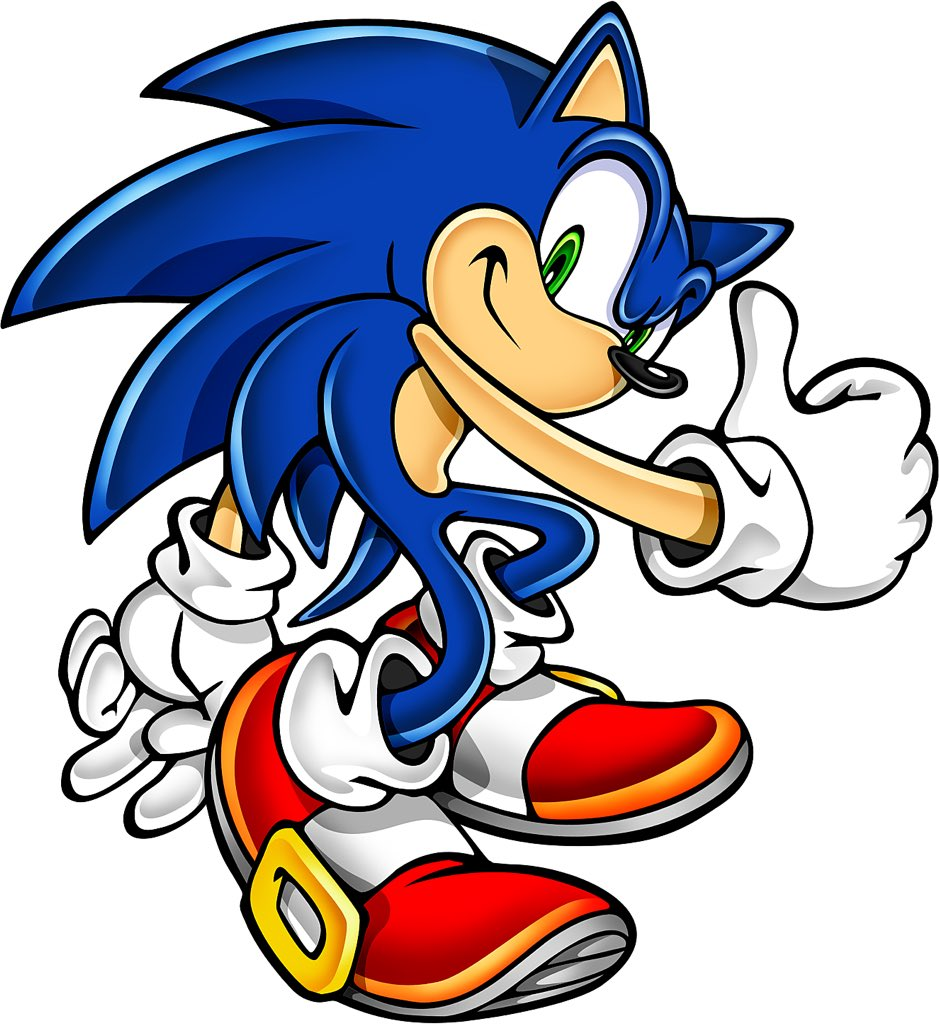 Why does sega like to abandon these artworks? We rarely see them use these kind of art style anymore for the games after Rush. This was one of the things that made Sonic differ from Mario and made him more iconic and appealing to the younger audiences <br>http://pic.twitter.com/eqhU1FCH3y