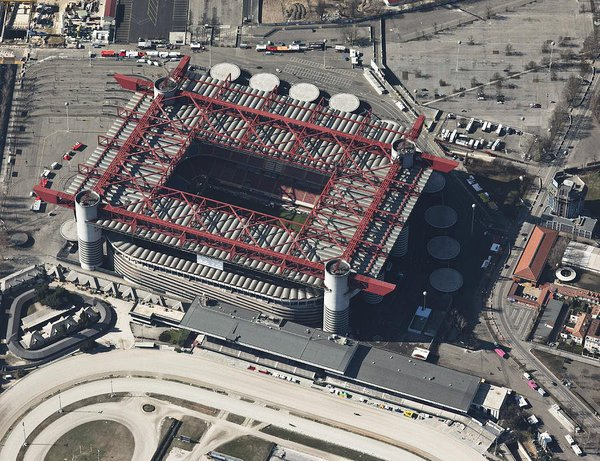 Retweet if youve seen your team play at the San Siro!