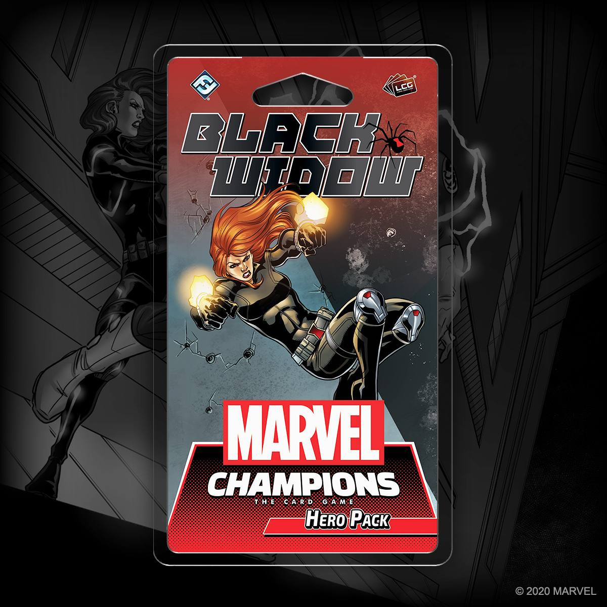 test Twitter Media - The next hero arrives for Marvel Champions: The Card Game! US retailers will be stocking the Black Widow Hero Pack on June 5. #MarvelChampions #LCG https://t.co/SkimNW3CgC