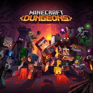 Estamos ao vivo com Minecraft Dungeons http://Mixer.com/AndreHBuss  | #MinecraftDungeons | #Sorteio de 2 #XboxSeriesX | Digite !Sorteiopic.twitter.com/vMFRd1S0VL