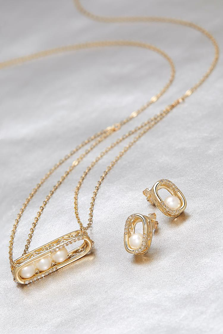Accentuate your #Junebug's uniqueness with a #gift of #birthstone #jewelry. #June #birthdays #pearl #pearls #pearljewelry