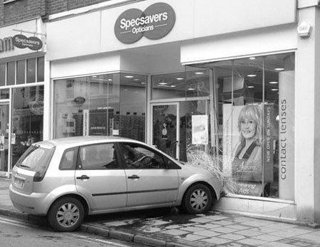 A Government advisor has been seen driving in Fishguard - Should have driven to Barnard Castle instead