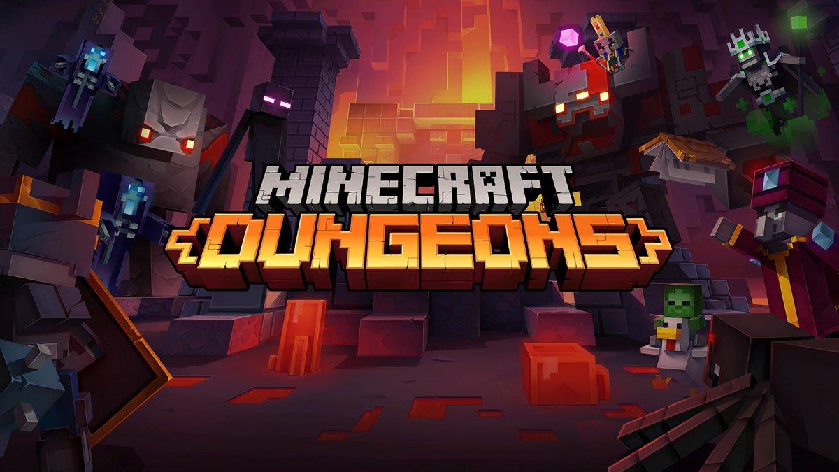 #MinecraftDungeons #マインクラフトダンジョンズ #マイクラダンジョンズ #DLC は近日登場!ちなみにリーク情報は既に出ています。 https://t.co/oZ1ht6TX01