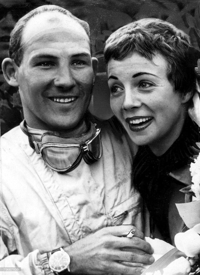 May 26th, 1958, Stirling Moss won @ Zandvoort. https://t.co/F8XsyNF1s5