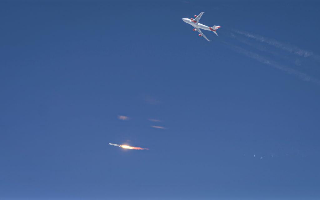 El primer LauncherOne de Virgin Orbit se despanzurra a los pocos segundos de su lanzamiento #Aerotrastorno #Espacio | por @Wicho https://t.co/DbLF9il0fI https://t.co/N3CZFZOV3w
