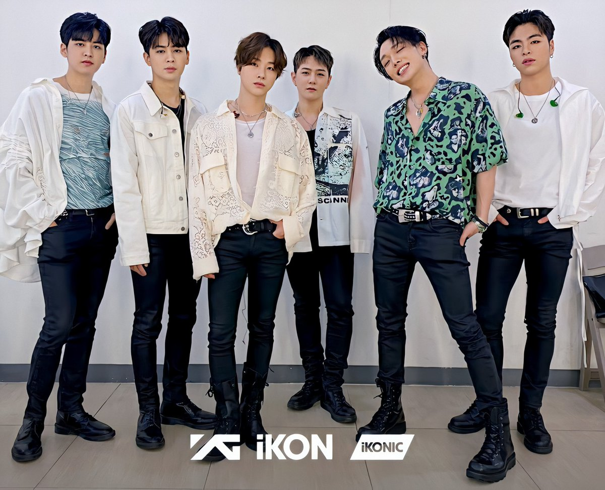 [KZ] there's 3 set pic from koniczone  #iKON #아이콘 @YG_iKONIC<br>http://pic.twitter.com/yhLWfZ8PNK