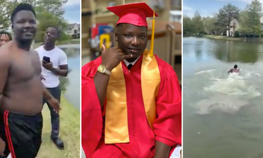 DivaWear CelebrityNews Mississippi Man Drowns on Facebook Live After His Friends Dare Him to Jump Into Pond for Down Payment on New Car http://dlvr.it/RXMnw1 HotCelebrityNews360 Celebrity News #celebritynews #celebrity #sportnewspic.twitter.com/wbM2QFrMau