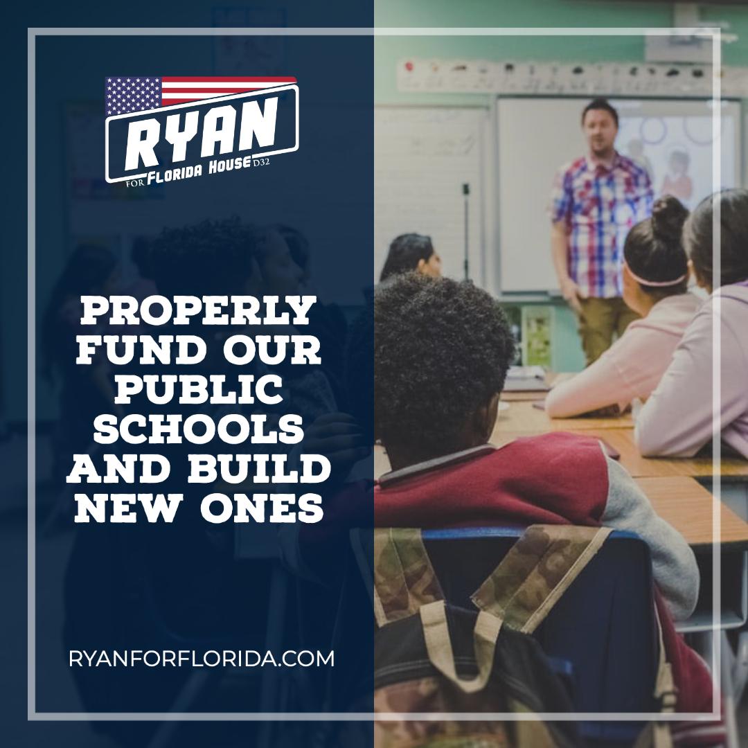 Properly fund our schools and build new ones #TeamRyan #RyanForFlorida #LakecountyFL #FlaDems #Progressive #grassroots #FLHouse #Astatula #Clermont #Ferndale #FourCorners #Groveland #HoweyInTheHills #Leesburg #Mascotte #Minneola #Montverde #Okahum ... https://bit.ly/3e9It2Ppic.twitter.com/ESgIHcTYWv