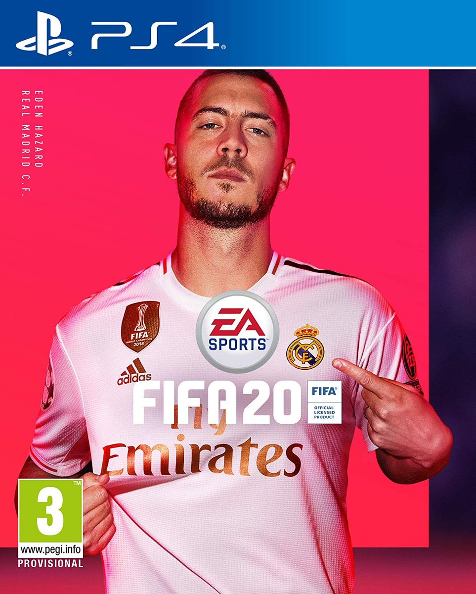 FIFA 20 - Standard - PlayStation 4 75% Discount , Only 19 €  LINK : http://amzn.to/2P1Yiyi  . . . . . #gamingplus #gamer4life #playstation #gamingposts #gaming #pc #game #fortnite #cod #codmobile #fortnite #xbox #ps4 #fortnitenews #twitch #likes #youtube #fifa #FIFA20 #FIFA21pic.twitter.com/FyvStIMLWh