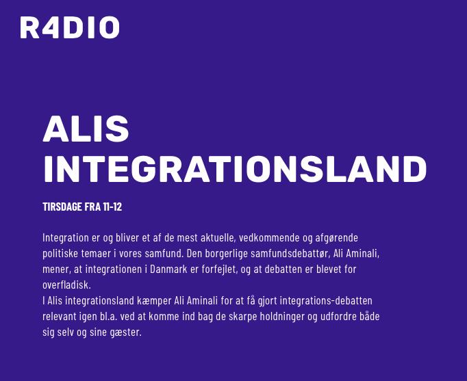 """test Twitter Media - Jeg synes, alle skulle tage at lytte til første udgave af programmet """"Alis integrationsland"""" på @radio4dk, hvor @Aliaminali_C har besøg af @mattiastesfaye. Glæder mig allerede til næste tirsdag! #dkpol #uddpol #skolechat #integration #DanskSomAndetsprog https://t.co/KpuBjHkQD7 https://t.co/oaGg3grNB4"""