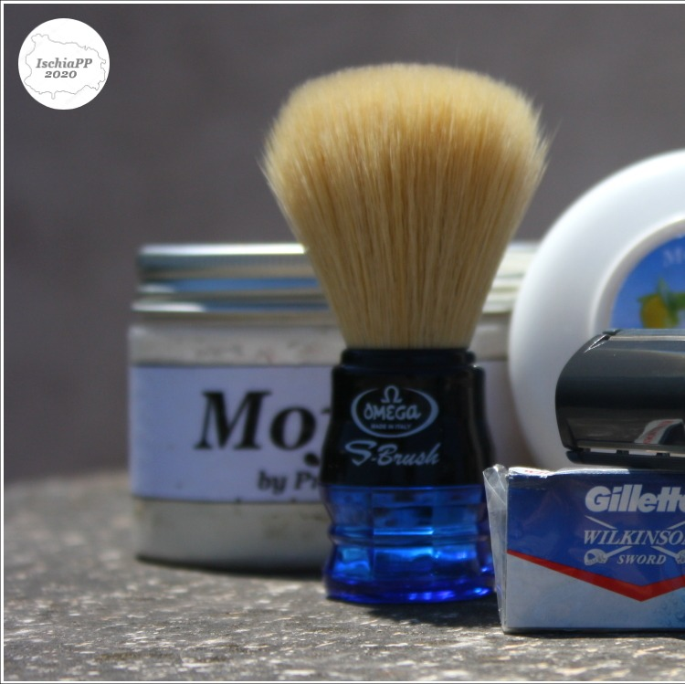 """#SOTD 20200526 Popolare by #IschiaPP @ #Forio Omega S10077 S-Brush Blue 22x50x101mm """"Mojito by Proraso"""" #MyWay Dorco PL602 3-piece hack aka """"PP603"""" Wilkinson Sword by Gillette India #1 #Shave #WetShaving #WetShavers #ShaveOfTheDay #ShaveLikeaManpic.twitter.com/Ercsn0tl1N"""