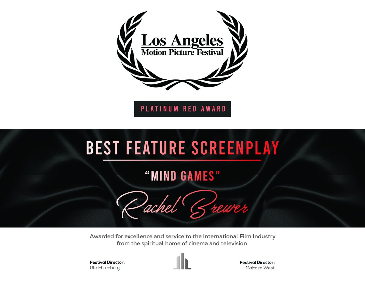 Big thank you @malibuwestfilm for the selection! #horror #FilmFestival #screenwriting #womeninfilm #womeninhorror #horrorfilmfestival #award #HorrorCommunity #scarystories pic.twitter.com/QY7lYSMnqq