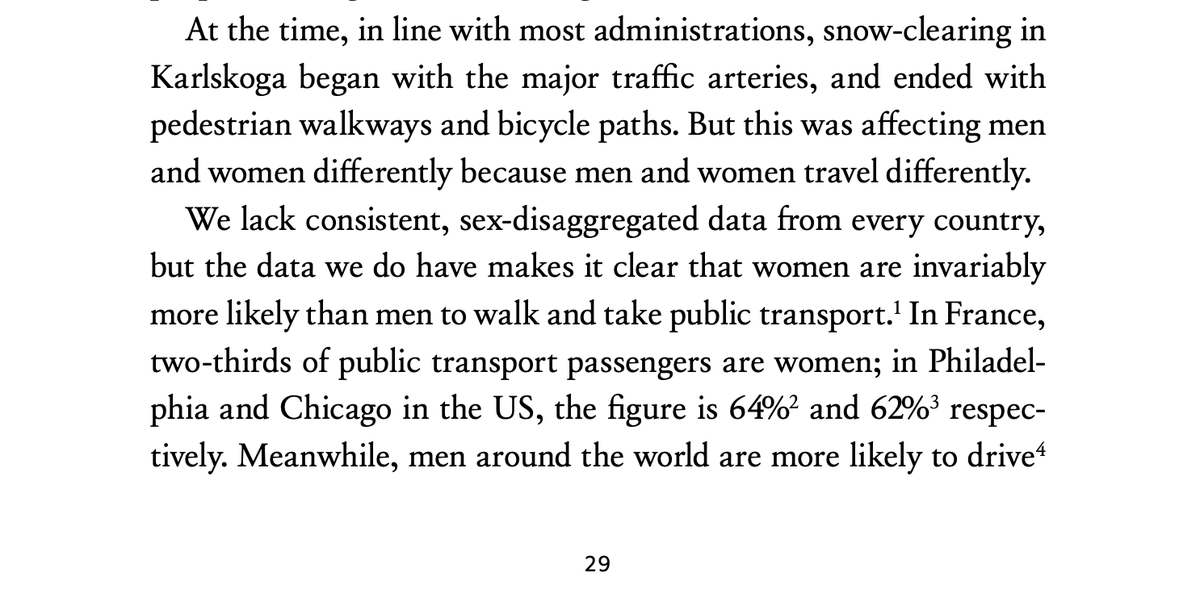Thinking about how bad we have been historically about collecting sex-disaggregated travel data; how as a result our transport systems are heavily male biased; how travel is about to undergo a radical change; & wondering hopelessly if anyone is bothering to do any sex analysis
