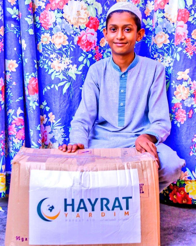 We are thankful to @hayratyardim for donating 1270 food packages to @AlMustafaWS as gift from people of Turkey for the people of Pakistan. May Pak Turk brotherhood lasts long. #Pakistan #Turkey #Ramzan #Ramadan #EidMubarak https://t.co/wrbS5VeObT