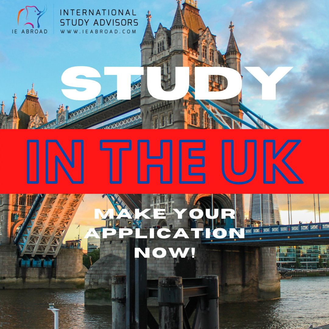 Study in the UK. Applications are still open. Why not contact us and use our free application service. We also do your Visa and assist in accommodation bookings, all at no cost to you the student.  #studyuk #applywithieabroad #zimbabwe #nigeria #southafrica #uganda #eswatinipic.twitter.com/nxw1EEPnl2