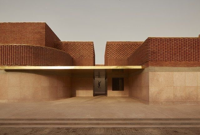 Musée Yves Saint Laurent Marrakech / Studio KO.  I consider this one of the most aesthetically pleasing projects made in #Africa in the last few years.   It's honestly elegant luxurious and at the same time it gives a sense of tradition. pic.twitter.com/KnfGqwf2vu