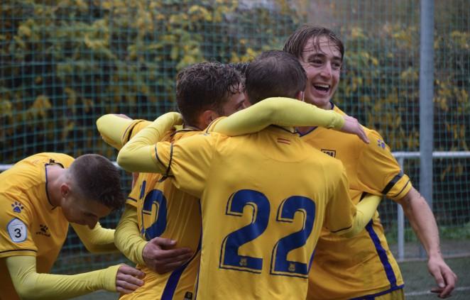 Deportes/ Si hay playoff, el filial amarillo ya conoce su primer rival. Te lo contamos. 👇👨💻👩💻🤳 #Alcorcón  https://t.co/FtmJfm1KA2  ⚽️ https://t.co/2USbSYKVpr