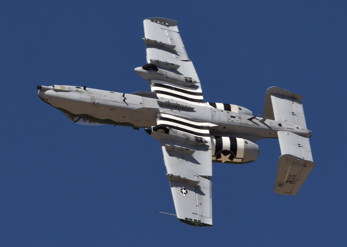 U.S Air Force • A-10 Demonstration Team