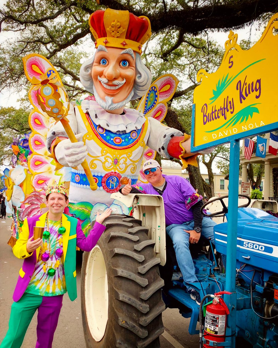 There are 266 days or 38 weeks until Mardi Gras 2021.  #HappyTuesday #NewOrleans pic.twitter.com/IL1dTKrKJe