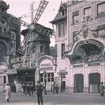 Image for the Tweet beginning: #patrimoine les cabarets de #Montmartre