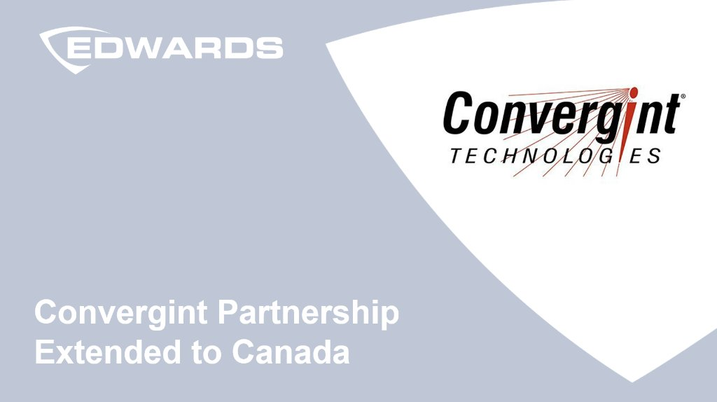 Edwards is pleased to announce our partnership with Convergint Technologies in Canada. This extends our current strategic partnership in life safety and incident management solutions as we look to grow our mutual business in this key geography. #partnership #growth https://t.co/XUuRDUWaBg