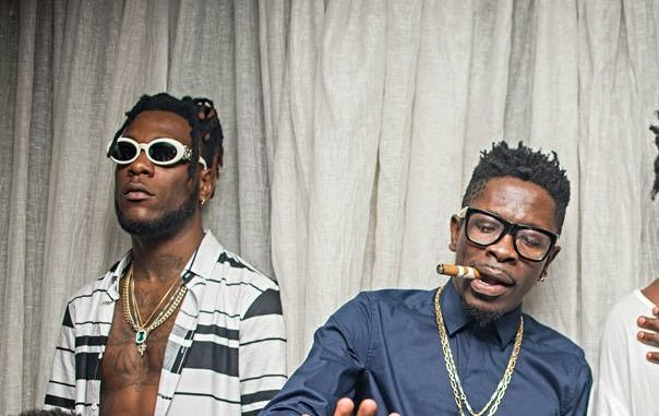 Fact only !!!!  In 2017, Shatta Wale made Burna Boy popular In GHANA by putting him on his 'Hosanna' song & his story changed ..   MOST Ghanaians heard the name Burna Boy through Shatta Wale    I am up for this debate <br>http://pic.twitter.com/c44wUh19rK