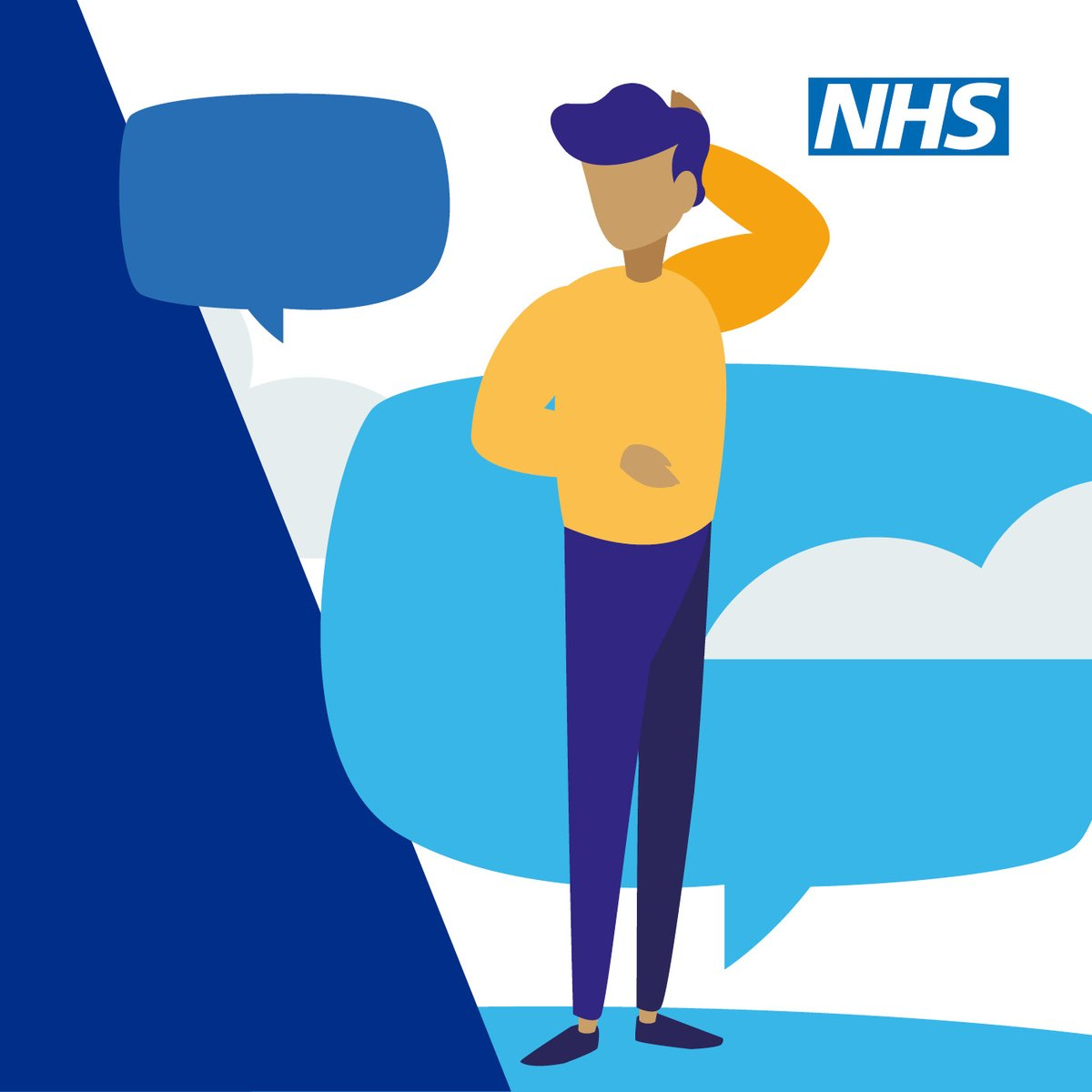 You can still access care and treatment from a GP practice, the NHS 111 online or telephone service, and from your local hospital. We're here for you when you need us sussexccgs.nhs.uk/helpushelpyou #StayWellSussex #HelpUsHelpYou