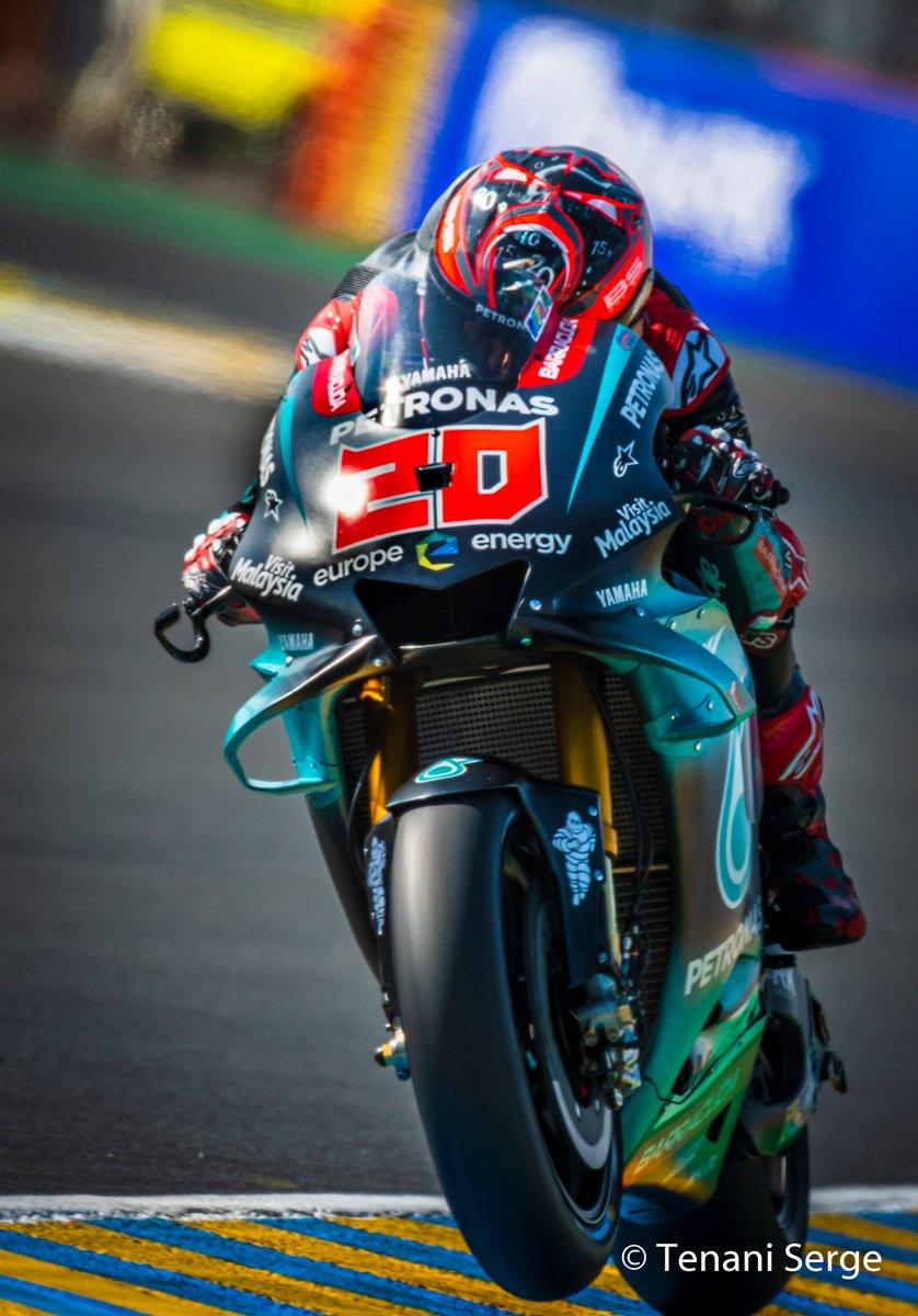 #Quartararo #ElDiablo #MotoGP #FQ20 #wheeliewednesday #teamPETRONAS #PETRONASmotorsports #FrenchGP #lemans #gpdefrance #nikond850 https://t.co/E9hLmcJpxH