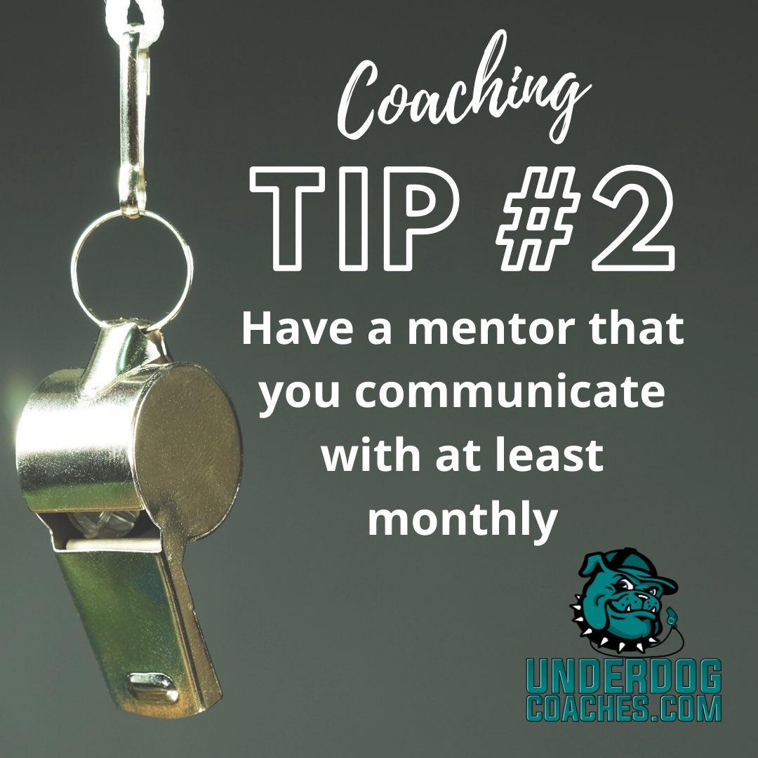 May Coaching Tip #coach #coaches #coaching pic.twitter.com/a65OByNrsS