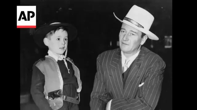 ON THIS DAY - In 1907, John Wayne was born Marion Morrison in Iowa. #OnThisDay