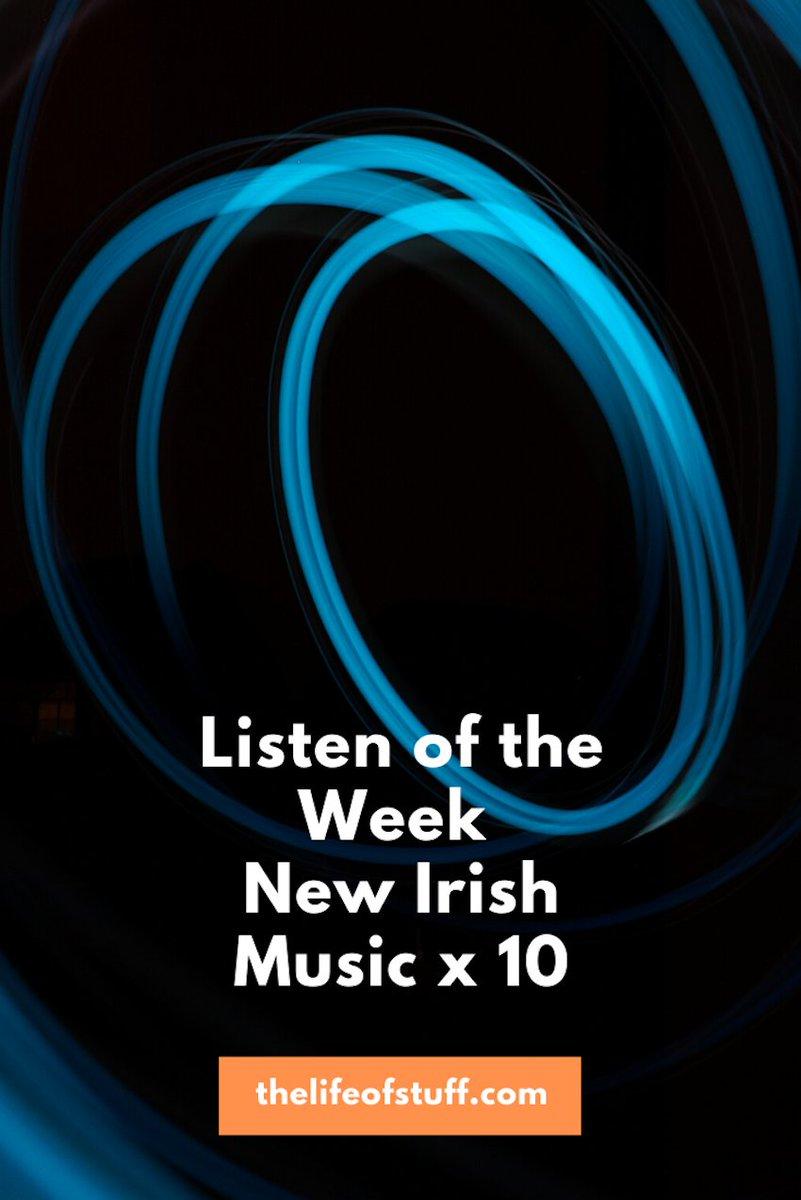 New Irish Music - 10 Artists, 10 Songs https://buff.ly/36Cs7x9  #NewMusic #IrishMusic #Lovemusicpic.twitter.com/ILzVIicrfb