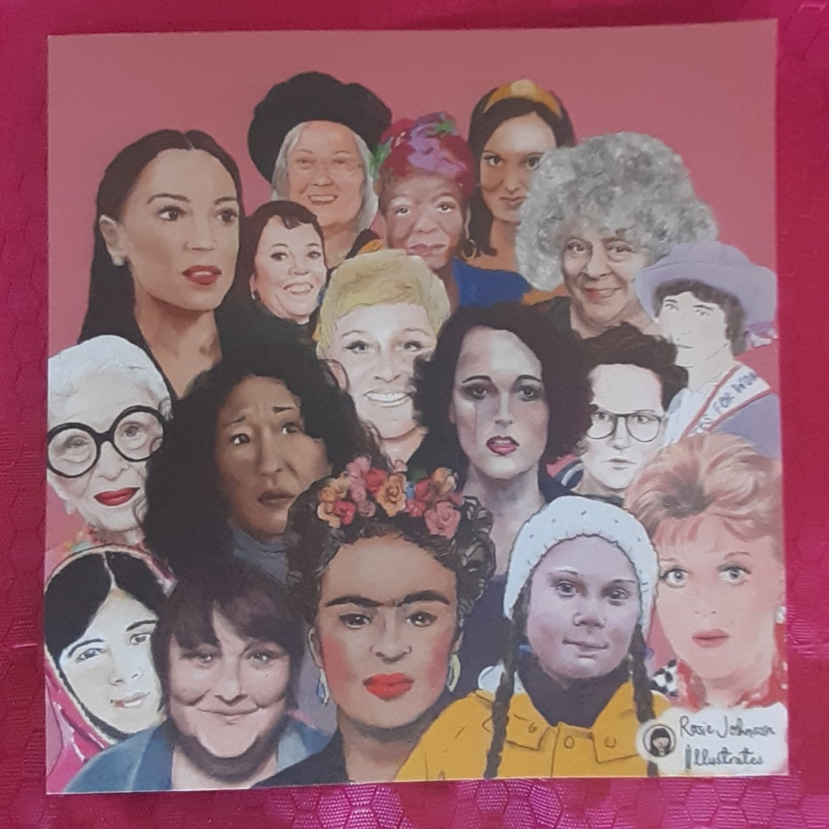 When this comes in the post from a very special friend!    #LabourWomen #PhenomenalWomen #LabourSisters @LabourSiobhan<br>http://pic.twitter.com/3PInTfnxzi