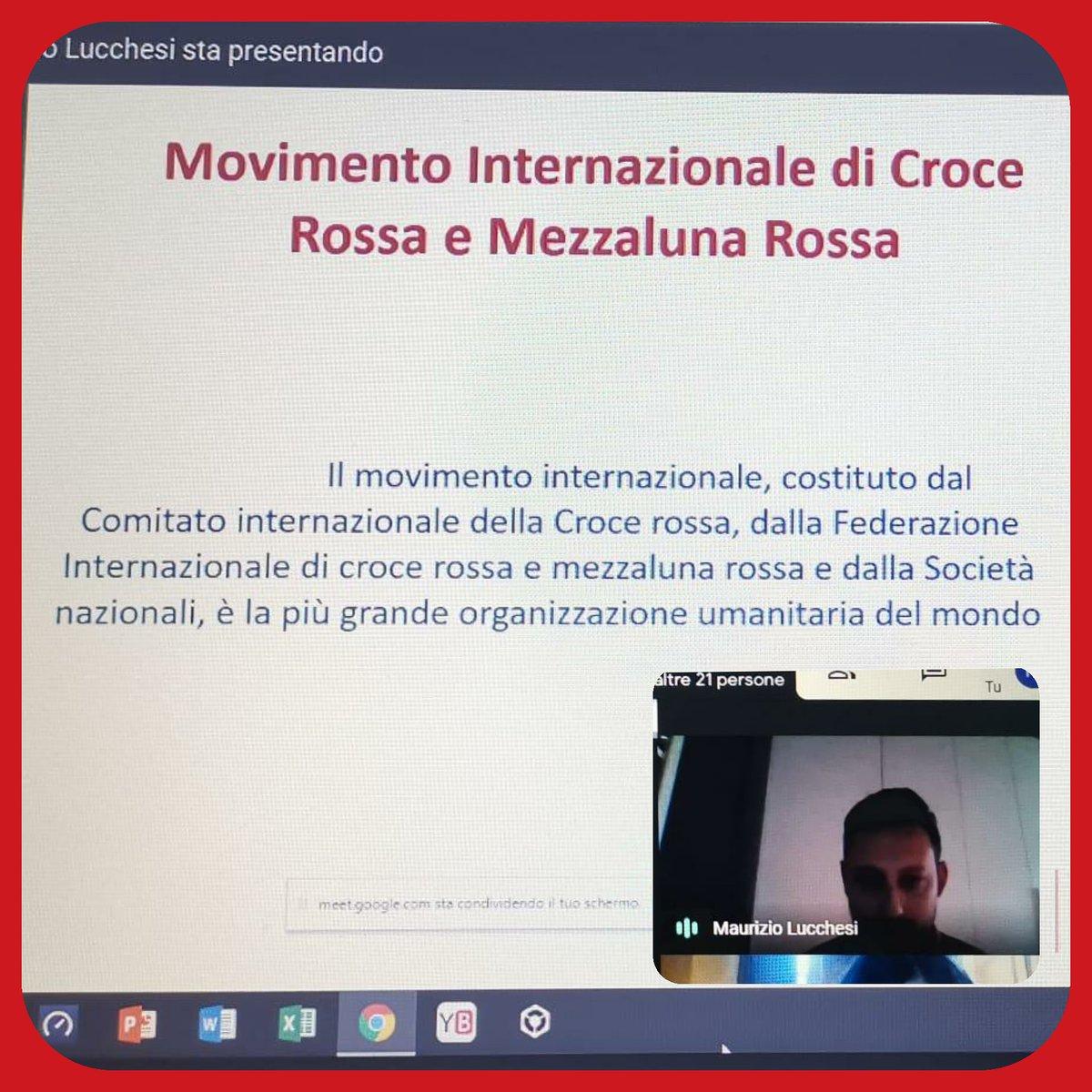 #CroceRossa