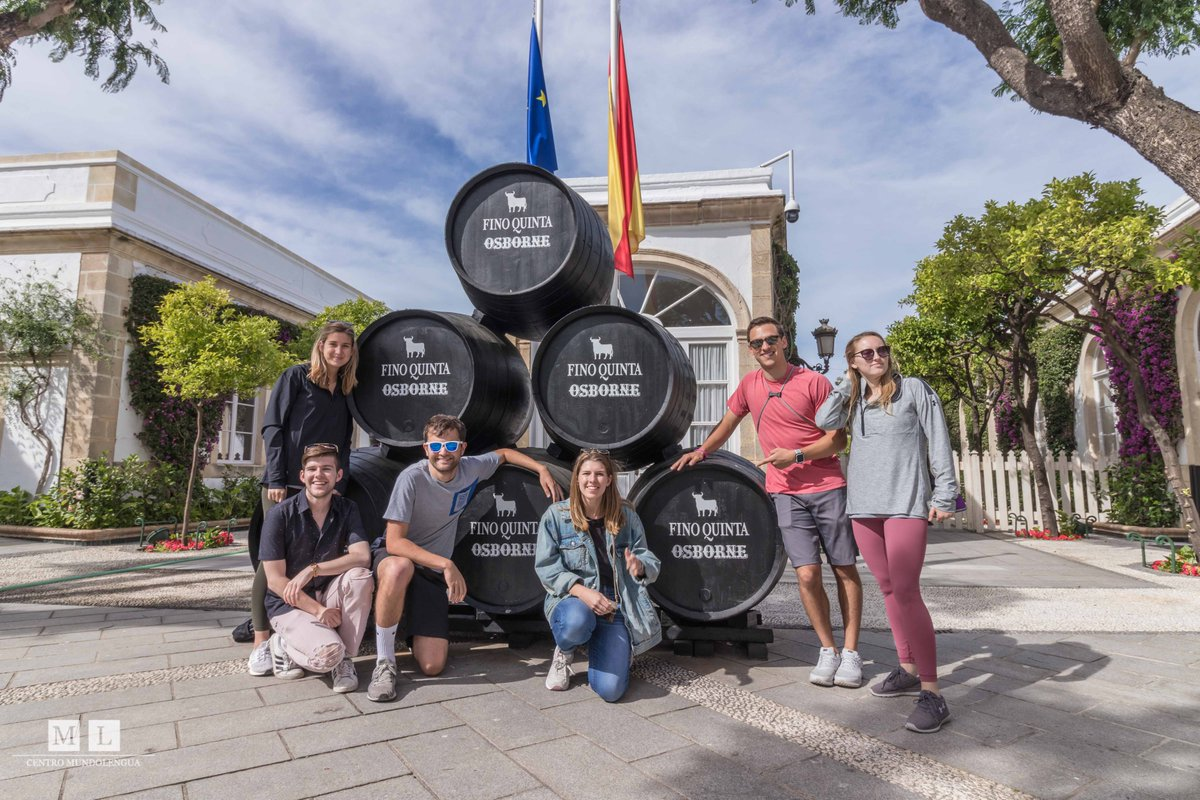 On this day, 87 years ago, the #DenominationOfOrigin «Jerez-Xérès-Sherry» was created in #Spain.  The #Jerez wines contain the essence of Southern Spain! Why not visit a bodega during your next #studyabroad program in Spain with @centroml ?  #VisitSpain #spanishculturepic.twitter.com/71dzTdJSWM