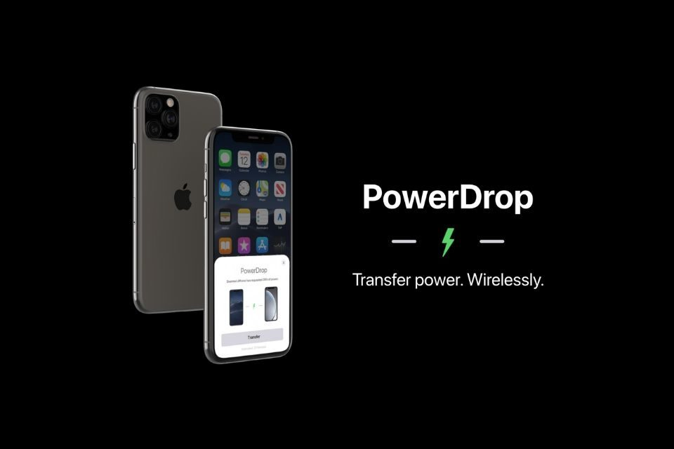 """iPhone 13 will have """"PowerDrop"""", and two-way wireless charging will certainly be available by iPhone 13 You can charge your """"Apple Watch, iPhone, and AirPods"""".  And PowerDrop will coming to the MacBook Pro's palm rest. These are in 2021 at the earliest!!!  Render: @TheApplePost<br>http://pic.twitter.com/Tb2x8CXP4u"""
