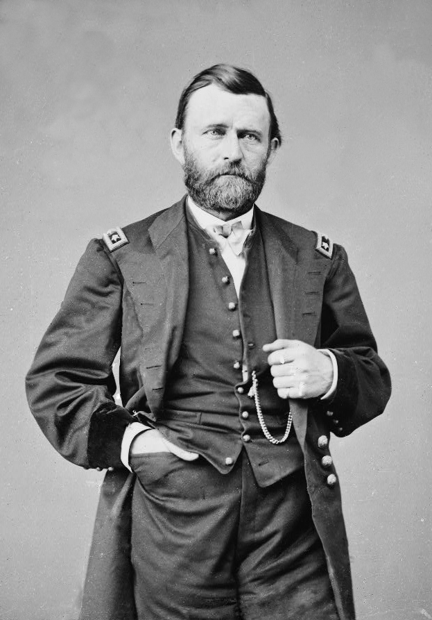 The current History Channel miniseries is part of a general reappraisal of Ulysses S. Grant that has been a long time in the making. https://larryfsommers.com/general-grant/ #GRANTHistory #CivilWar #AbrahamLincoln #strategy pic.twitter.com/xVHYpfaFSM