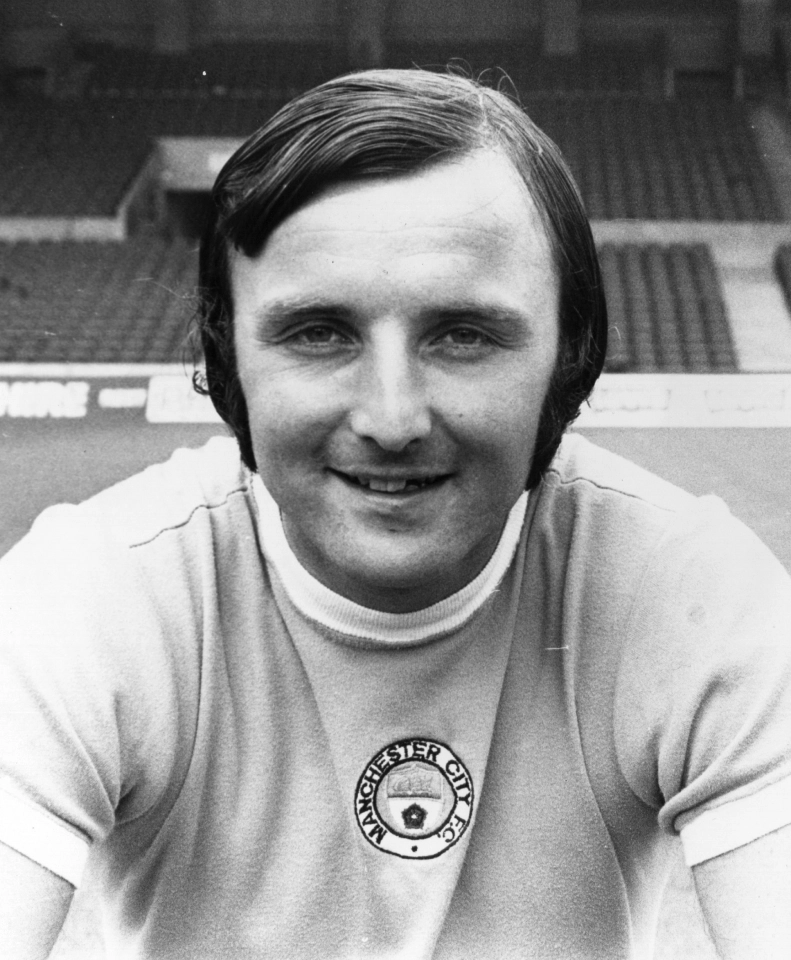 Sadly another leaves us ...RIP Glyn Pardoe