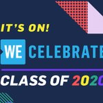 Image for the Tweet beginning: Hey CtK Class of 2020